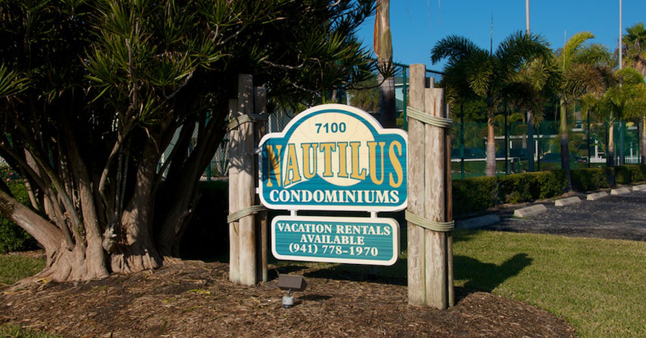 Nautilus Signage